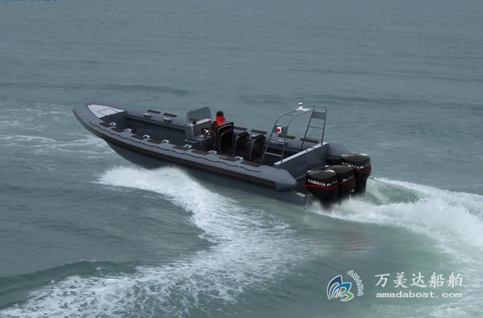 3A1094(Sharklet)Coastal Police Boat