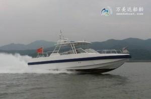 3A1100 (Sword)Ship-borne High-speed Patrol boat