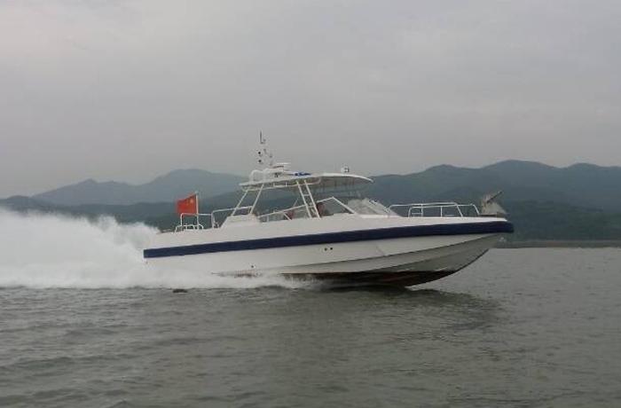 3A1100 (Sword) Ship-borne High-speed Patrol boat