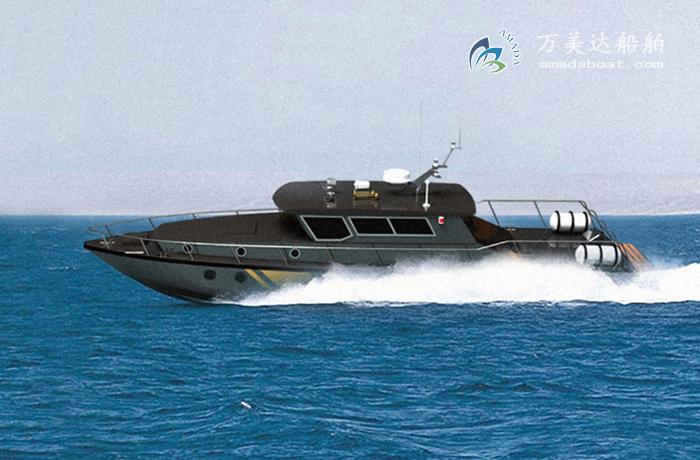 3A1188(Grey Wolf)Coastal High-speed Patrol Boat