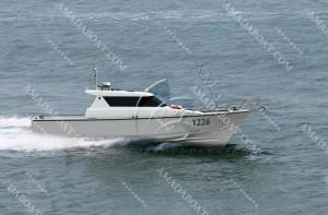 3A1226b(SnakefishⅡ)Small Fishing Vessel