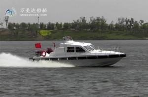 3A1245 (Aeolus)Coastal High-speed Motor Boat