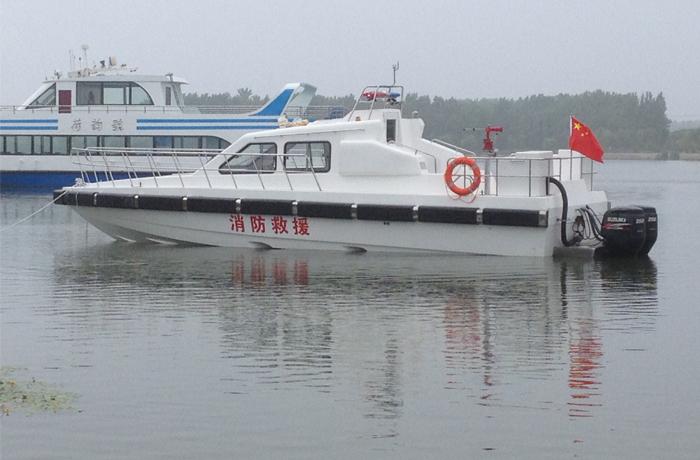 3A1245b (Wind Deity II) Coastal High-speed Motor Boat