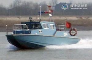 3A1278b(Snow Owl)High-speed Catamaran Patrol Boat