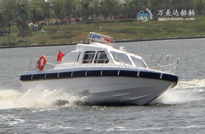 3A1360(Sky Wolf II)Super-high-speed Monohull Patrol Boat