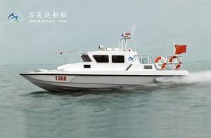 3A1360b(Sirius)Super-high-speed Patrol Boat