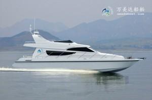 3A1377(Little Swan)Wave-suppression Luxury Trimaran Yacht