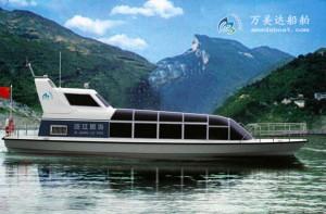 3A1408b(Zi Jiang II)Shallow-draught Monohull Sightseeing Boat