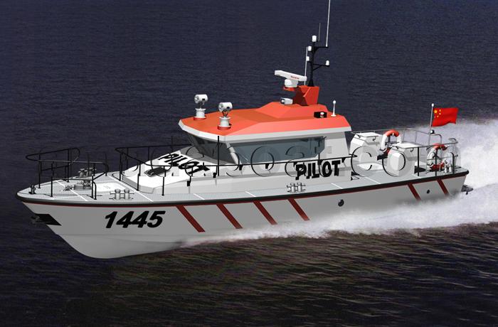 3A1445 (Precursor) Pilot Boat