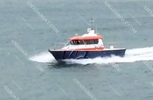 3A1445b (Precursor)Pilot Mooring Positioning Boat