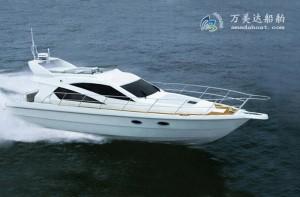 3A1454(Sapphire)High-speed Luxury Yacht