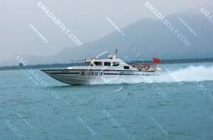 3A1457e (Stream) Frontier Defense Super High-speed Patrol boat