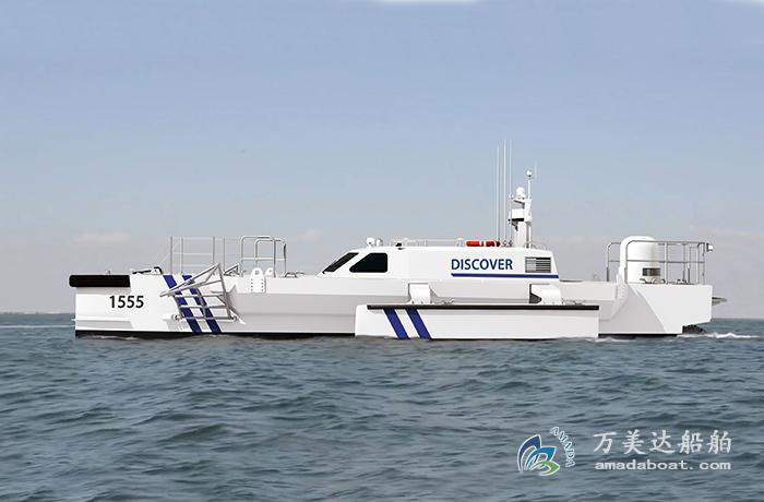 3A1555 (Explorer) Intelligent Unmanned Survey Vehicle