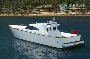 3A1628 (Rapana) Offshore Pleasure Fishing Boat