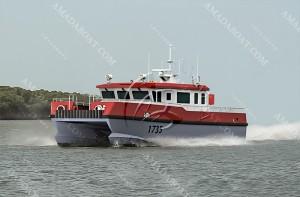 3A1735 (Kirin) Catamaran Wind Farm Service Vessel