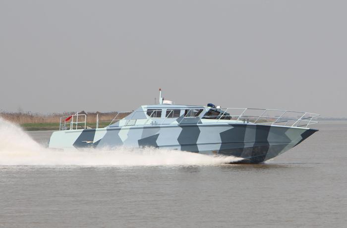 3A1807 (Hurricane) Coastal Super-high-speed Patrol Boat