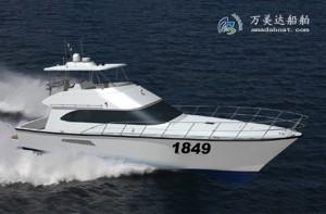3A1849 (Legend) Coastal Luxury Fishing Pleasure Boat