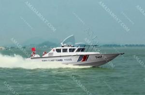 3A2002c(Sky Runner III)Coastal Super High-speed Patrol Boat