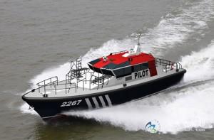 3A2267b(Xuan Wu)High-speed Pilot Boat