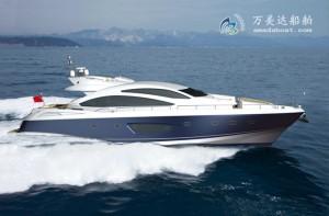 3A2400c(Red Coral)Coastal Luxury Yacht