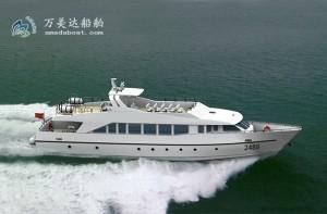 3A2488(Luna) Coastal Commuter Boat