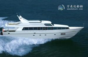 3A2680(Military Pigeon II)Coastal Commuter Boat