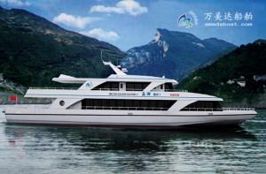 3A3023 (Golden Lake III) Luxury Monohull Sightseeing Boat