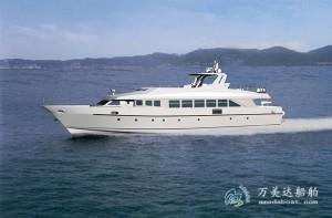 3A3168 (Qin Huang Dao) Coastal High-speed Passenger Boat