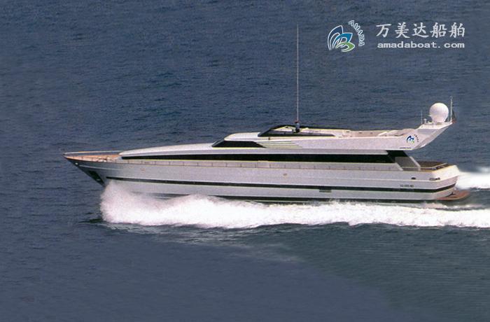 3A3170 (Andromeda II) Coastal High-speed Passenger Boat