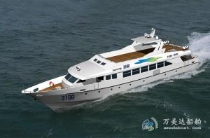 3A3186e (Sea Star) Coastal High-speed Passenger Boat