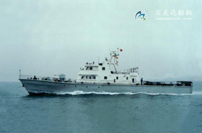 3A3358  (Flying Dragon)High-speed Monohull Patrol Boat