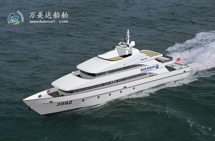 3A3992b (Lyra II) Coastal High-speed Work Boat
