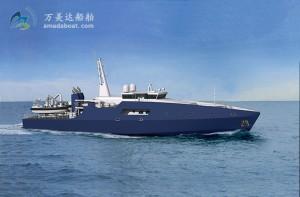 3A5019 (Minke Whale) Patrol Boat