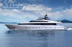 3A4046 (Weaver) Offshore High-speed Passenger Boat