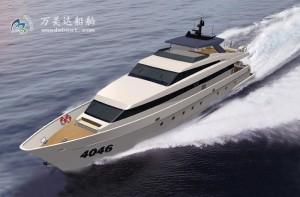 3A4046c (Weaver II) Offshore High-speed Passenger Boat