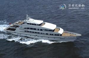 3A4983b(Ceiba)Coastal Sightseeing Boat