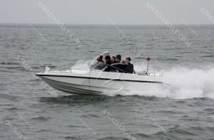 3A550(Sea Cat)Marine Surveillance Ship-borne Motor Boat