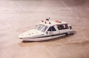 3A584 (Snow Goose) Catamaran Patrol Boat