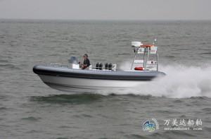 3A780 (Tiger Bone)High-speed Carrier Work Boat