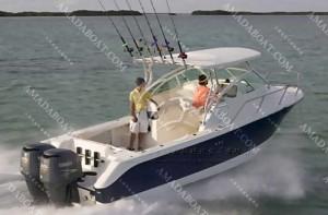 3A820(Pelican)Monohull Fishing Pleasure Boat
