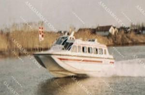 3A918(Wild Goose)Wave-suppression Trimaran Passenger Boat
