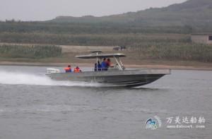 3A928(Sailfish)Super-high-speed Monohull Motor Boat