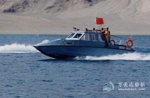 3A928b (Sword Fish II)High-speed Catamaran Patrol Boat