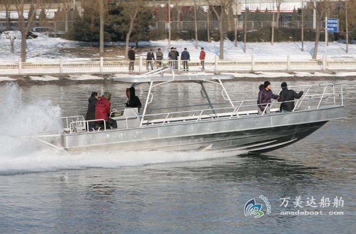 3A930 (Sailfish II) Costal Super-high-speed Interceptor Boat