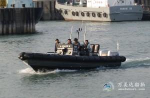 3A930c (Sailfish Ⅲ)Coastal Super-high-speed Interceptor Boat